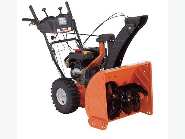 NEW COLUMBIA C224 SNOWBLOWER 24""