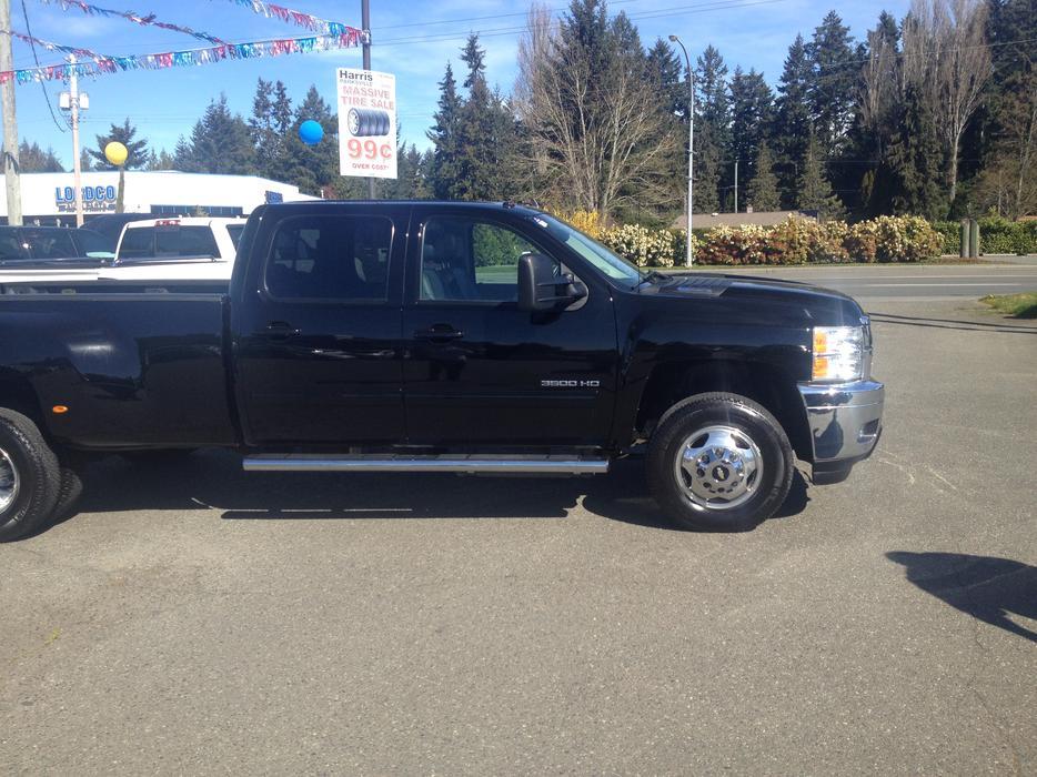 2014 Chevrolet Silverado Duramax Diesel Dually LTZ Outside Metro Vancouver, Vancouver - MOBILE