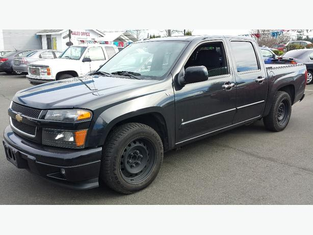 used 2009 chevrolet colorado lt 2wd v8 for sale in parksville outside comox valley campbell river. Black Bedroom Furniture Sets. Home Design Ideas