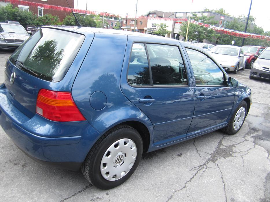 Blue manual Volkswagen for sale Nepean, Ottawa