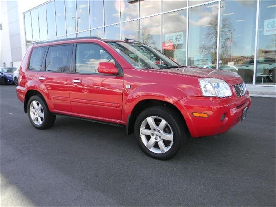 2006 nissan x trail xe local victoria one owner outside nanaimo nanaimo mobile. Black Bedroom Furniture Sets. Home Design Ideas