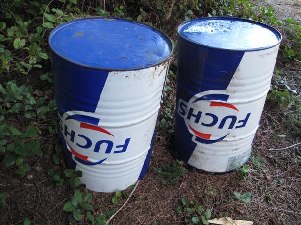 45Gal / 205L oil drums