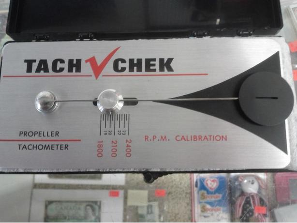 Propellor Tachometer
