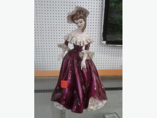 Musette Figurine