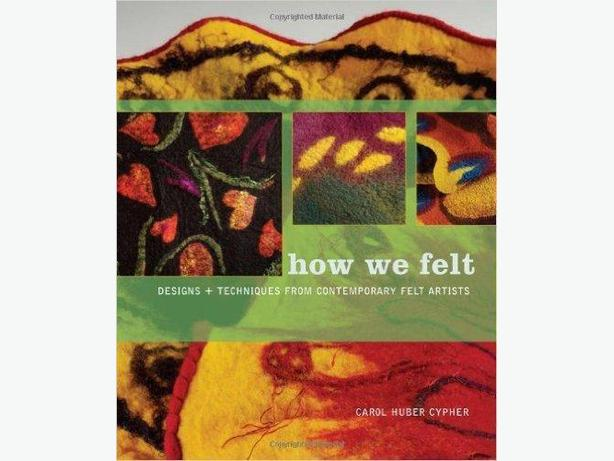Book:  How We Felt by Carol Cypher