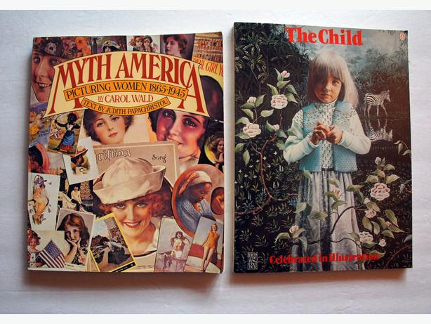 Myth America: Picturing Women, THE CHILD Celebrated in Illustration