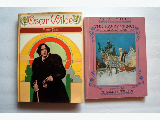 Oscar Wilde - the happy prince & Other tales
