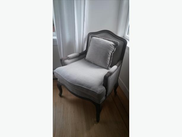 Awesome Restoration Hardware Marseilles Chair