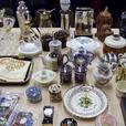 ANTIQUES COLLECTIBLES, GLASSWARE, CHINA, JEWELRY, Jan 7/8th