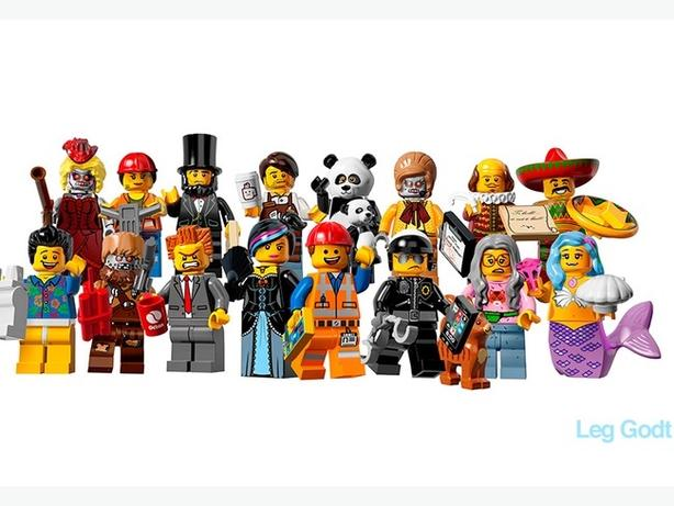 WANTED:to buy lego movie characters or sets