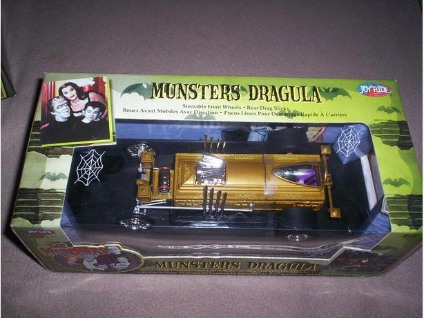 Munster Dragulas DieCast Car