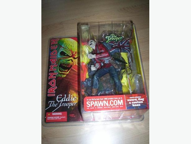 Iron Maiden Figure