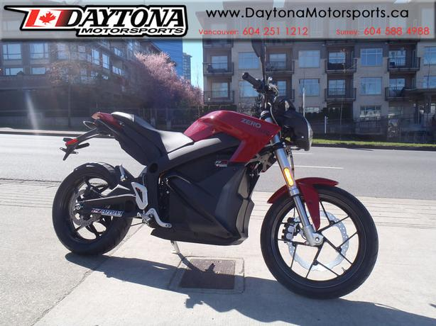 2016 Zero SR Max Performance    * Test Ride One Today! *