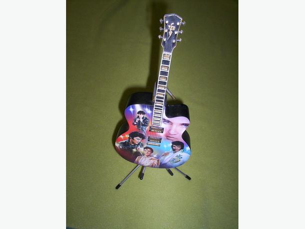 Elvis Light Up Guitar
