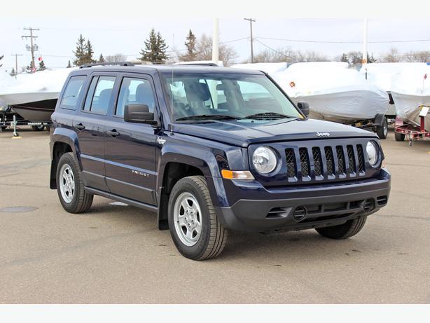 2014 Jeep Patriot Sport Leather Seats Aux Input Standard Prince Albert Saskatoon