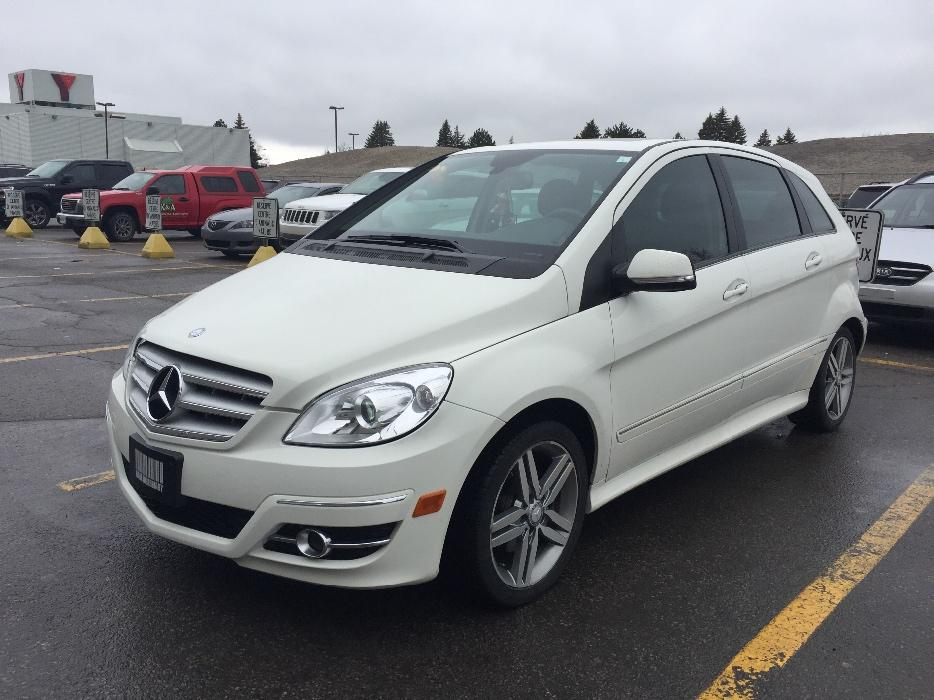 2011 mercedes benz b200 turbo a c montreal montreal for Mercedes benz montreal