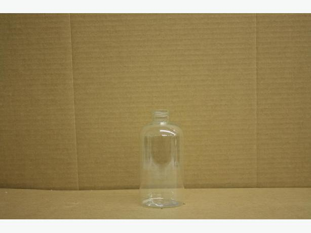 240ml Clear Bottles (No Caps)