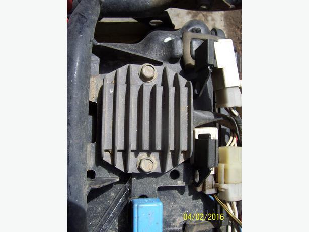 Yamaha Big Bear Warrior Grizzly Kodiak rectifier voltage regulator