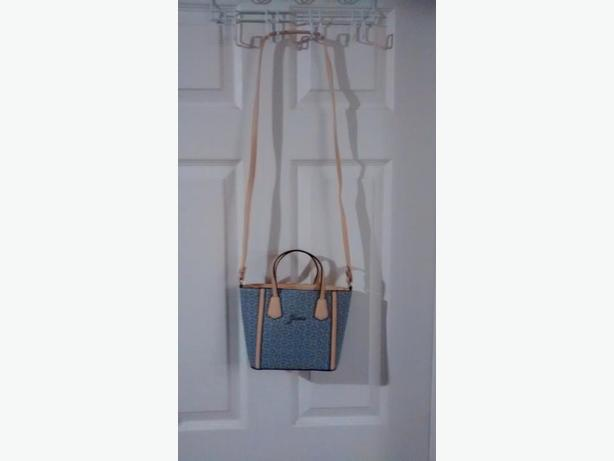 Brand New with tags - Gorgeous Crossbody GUESS Mini Tote/Purse