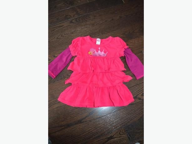 Little Tykes Princess Spring Dress- 18-24 Months