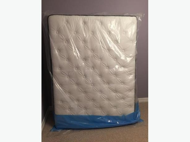 NEW - Sealy Queen Size Mattress & Boxspring