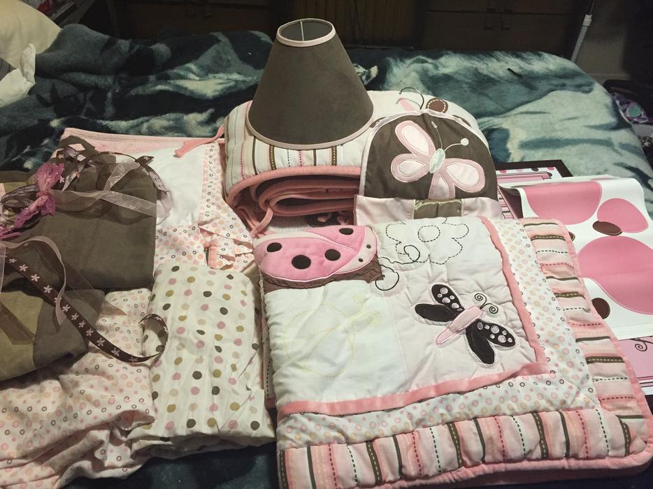 Crib Bedding Set Montreal