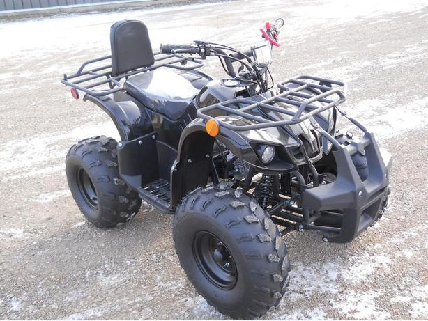 Kids Quad/Atv 125cc Fully Auto With Reverse & Warranty
