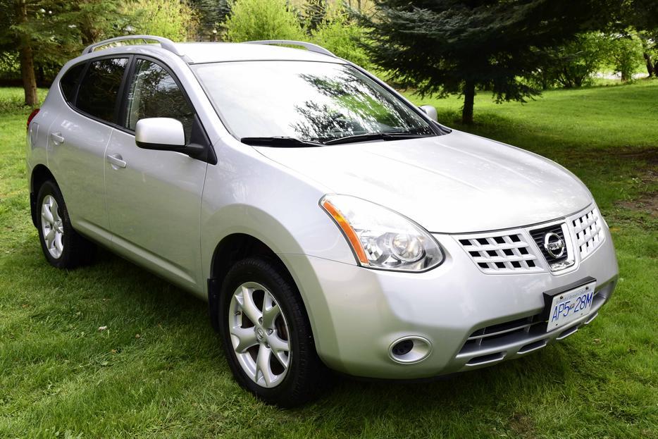 2008 Nissan Rogue All Wheel Drive Duncan Cowichan