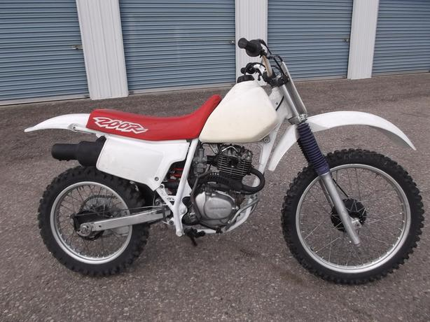 1996 honda xr200r moose jaw, regina