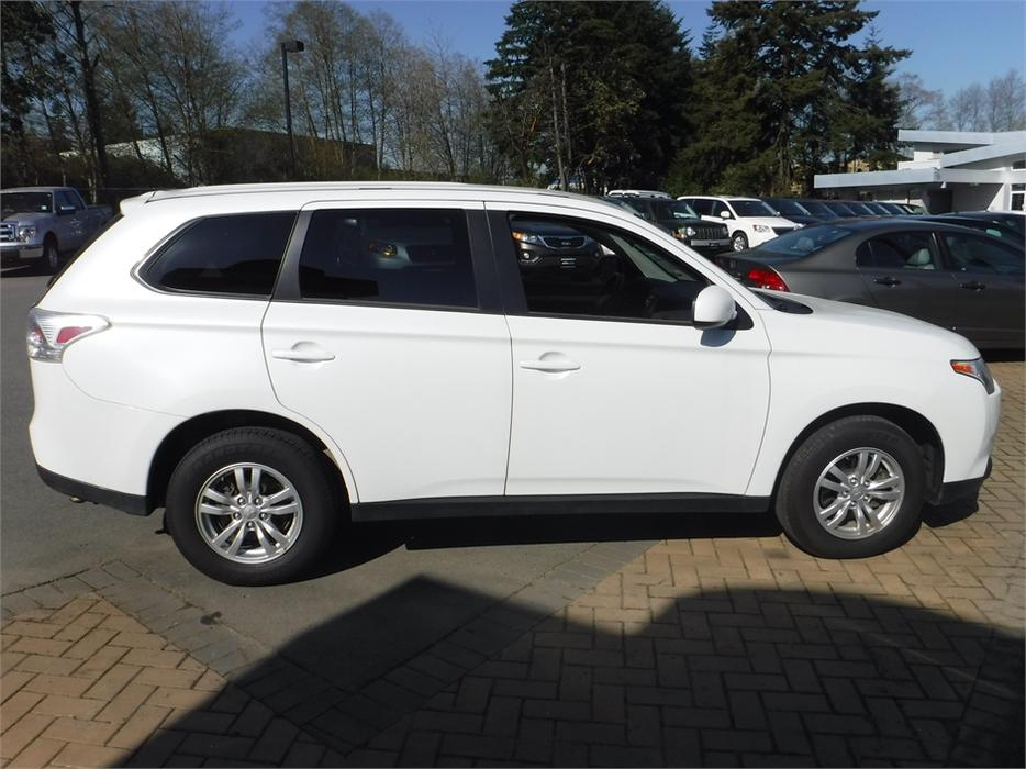 2014 Mitsubishi Outlander Es Bluetooth Heated Front
