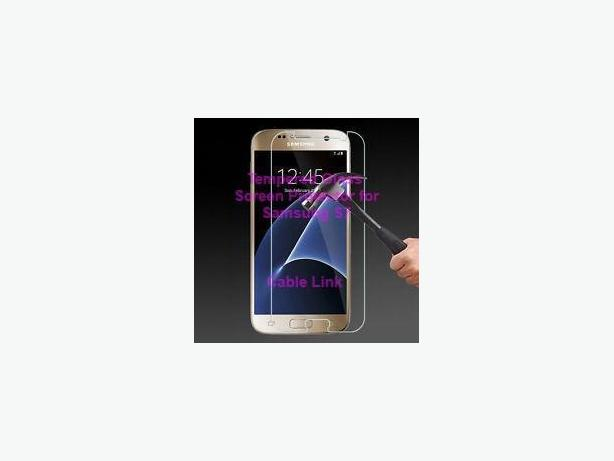 Tempered Glass Screen Protector Samsung Galaxy S7