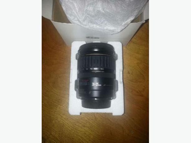 Canon 28-135MM f/3.5-5.6 IS USM EF-S Zoom Lens