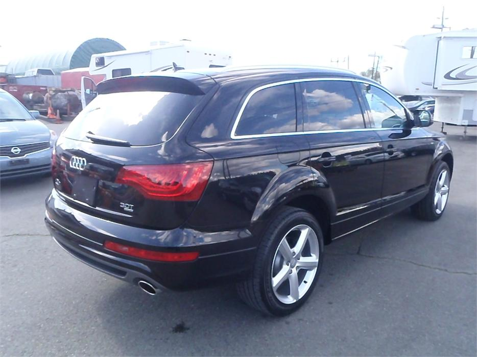 2011 audi q7 3 0 turbo s line prestige quattro outside comox valley courtenay comox mobile. Black Bedroom Furniture Sets. Home Design Ideas