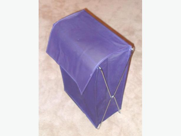 Good Condition Small Folding Hamper Bag