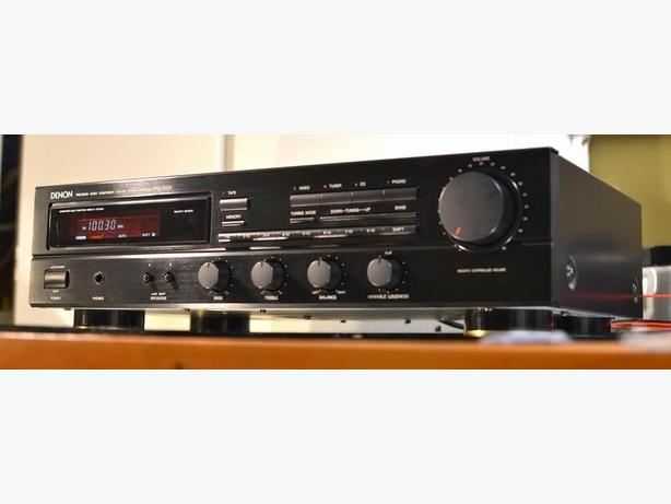 DENON DRA-335R STEREO RECEIVER *BEAUTIFUL WARM SOUND*