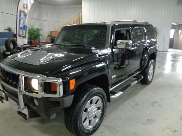 2007 Hummer H3 #3444 Indoor Auto Sale Winnipeg