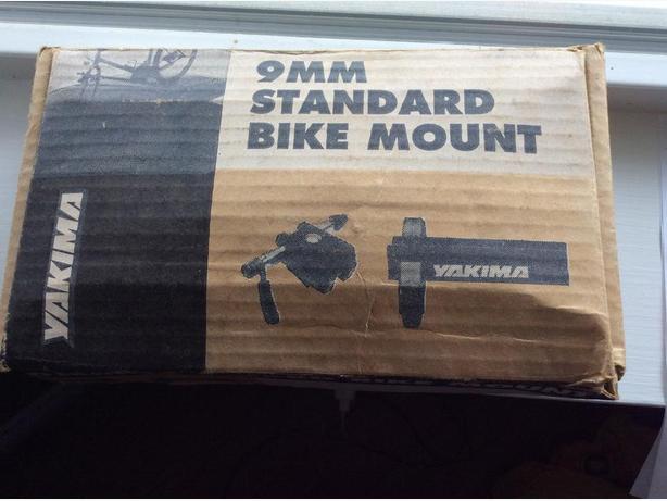 Yakima 9mm Bike Mount