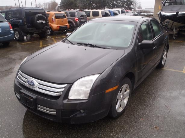 2007 ford fusion v6 se awd outside comox valley courtenay. Black Bedroom Furniture Sets. Home Design Ideas