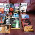 Elmore Leonard- set of 28