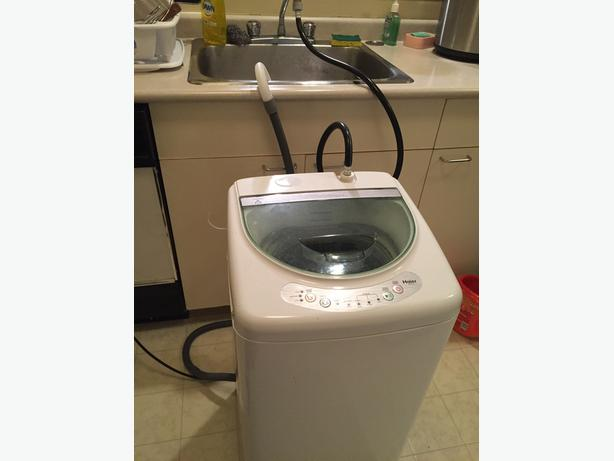 Haier 1 Cubic Foot Portable Washer Washing Machine Saanich