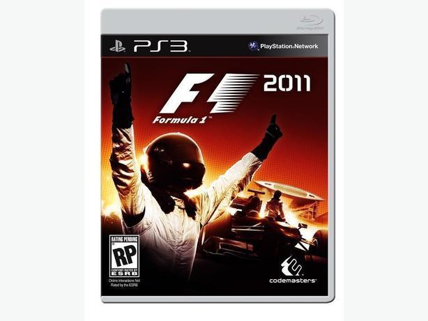 F1 Formula 1 (PS3)