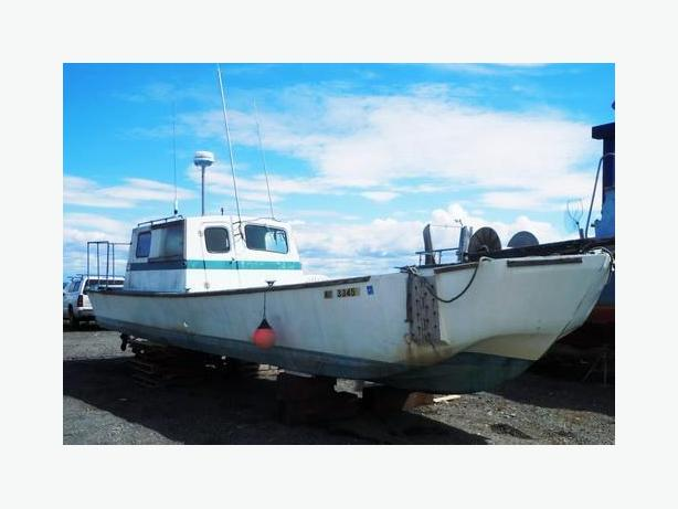 Cargo Vessel For Sale - 1974 Bryant Landing Craft - Markala