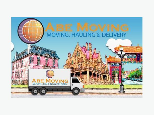 Award Winning Local Moving Company Available Victoria City