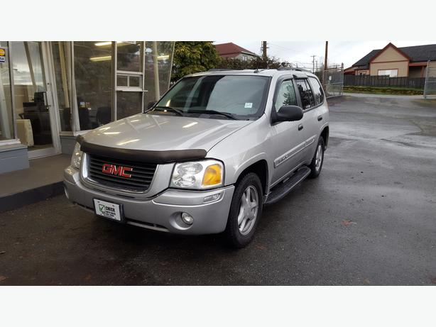 2005 gmc envoy suv local vehicle excellent condition. Black Bedroom Furniture Sets. Home Design Ideas
