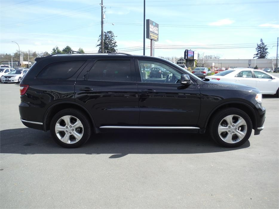 2014 dodge durango limited leather awd bluetooth alloy west shore langford colwood. Black Bedroom Furniture Sets. Home Design Ideas