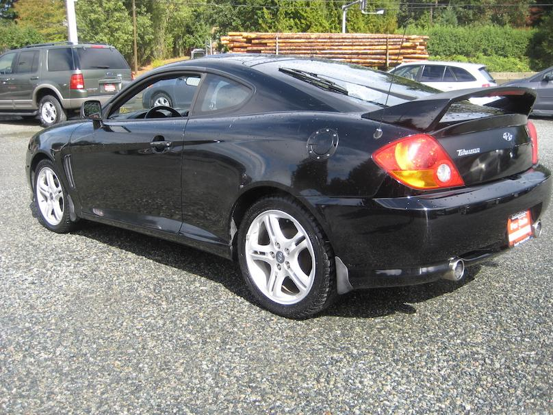 2003 hyundai tiburon gt v6 leather and sunroof sale. Black Bedroom Furniture Sets. Home Design Ideas