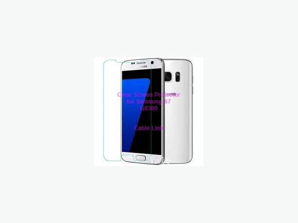 Clear Screen Protector for Samsung Galaxy S7 G9300
