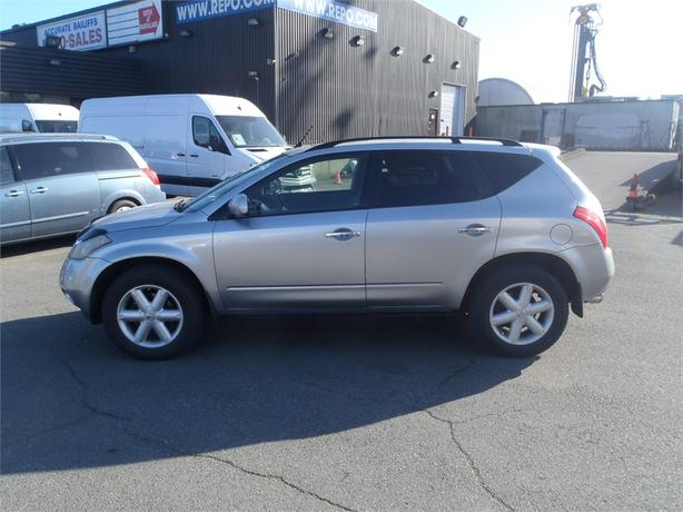 2004 nissan murano sl awd outside comox valley comox valley mobile. Black Bedroom Furniture Sets. Home Design Ideas