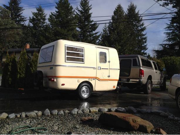 trillium trailer for rent