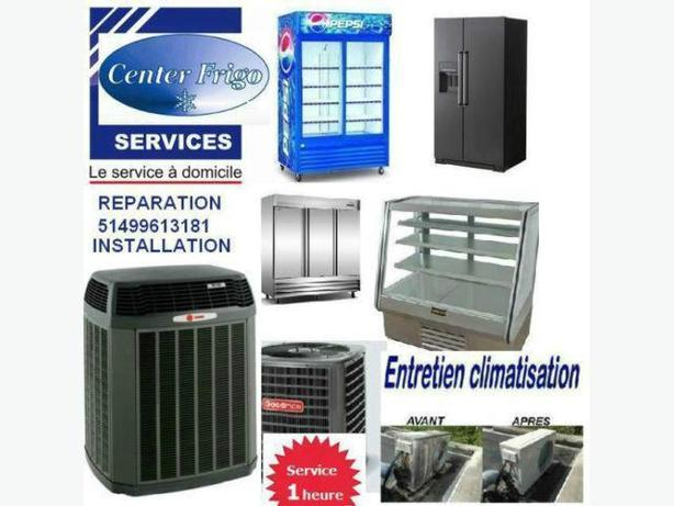 APPLIANCE REPAIR FRIDGE 514-9963181 REFRIGERATOR COOLER WALK IN COOLER COLD ROOM